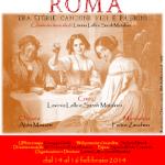 AL TEATRO PETROLINI: ROMA, TRA STORIE, CANZONI, VIZI E PASSIONI