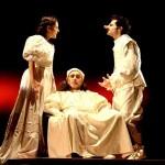 Il Malato Immaginario, Tre atti unici e promozione speciale Sandokan al Teatro Vascello di Roma