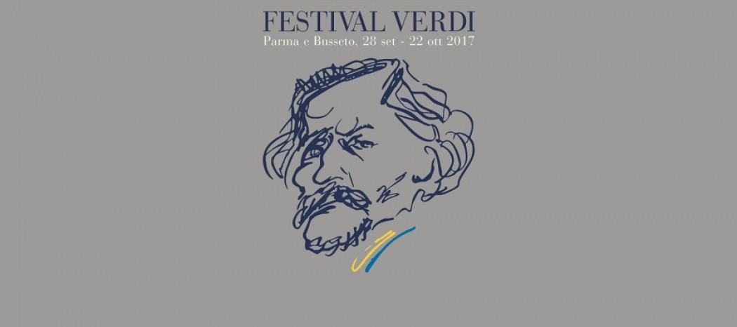 Programma del Festival Verdi 2017